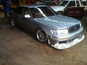 Toyota/lexus celsior V8 1uz-fe runs well. Never reg in Aust.Drift car E-UCF11