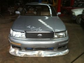 Toyota/lexus celsior V8 1uz-fe runs well. Never reg in Aust.Drift car E-UCF11 image 1