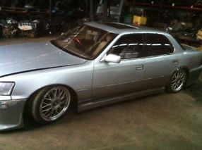Toyota/lexus celsior V8 1uz-fe runs well. Never reg in Aust.Drift car E-UCF11 image 2
