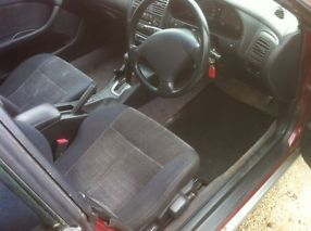 Subaru Outback 1996 very clean runs well NO reg/rwc image 6