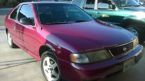 NISSAN 200 SX 2 DOOR