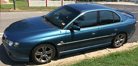 Holden Calais (2003) 4D Sedan 4 SP Automatic (3.8L - Supercharged MPFI) 5 Seats
