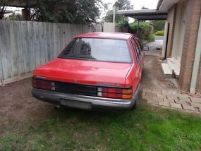 VK Holden Commodore SL (1984) 4D Sedan(3.3L - Carb) image 4