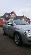2005 VAUXHALL CORSA BREEZE SILVER image 2