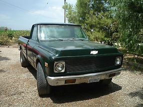 1972 Chevrolet C-20 Fleetside 3/4 Ton Driver/Project image 1