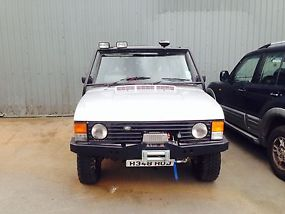 Range Rover Classic Road Legal Off Roader 4x4 image 1