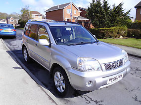 2006/56 NISSAN X-TRAIL COLUMBIA DCI SILVER