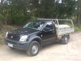 Holden Rodeo 2006 LX