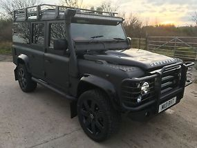 LAND ROVER 110 DEFENDER COUNTY AUTO
