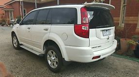 2010 GREAT WALL X240 SUV WITH 4WD image 1