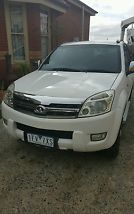 2010 GREAT WALL X240 SUV WITH 4WD image 2