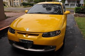 GTS COUPE 2002 2D 6 sp Manual (not CV8 CV8Z GTO )MONARO VX V8 5.7 300kw