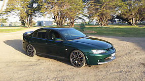 VY II Clubsport 5.7L 285kw 4spd Automatic 4dr Sedan