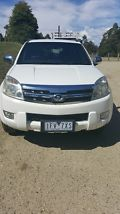 2010 GREAT WALL X240 SUV WITH 4WD image 3