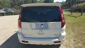 2010 GREAT WALL X240 SUV WITH 4WD image 4
