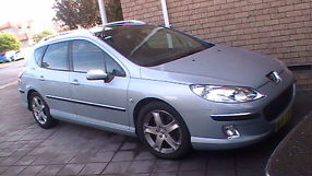 Peugoet 407 Station Wagon 2005