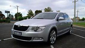 2010 Skoda Superb Ambition Auto image 2