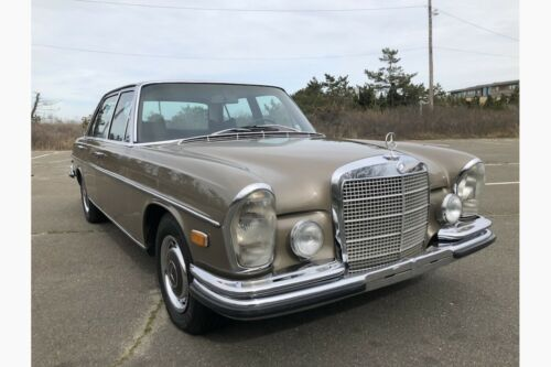 1971 Mercedes Benz 300-Series --