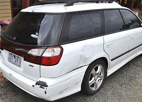 SUBARU LIBERTY AWD 2000 WAGON 4 SP AUTO 2.5LREG TIL MAR NO RWC image 5