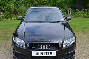 AUDI A4 DTM - LIMITED EDITION ONLY 250 MADE - LOW MILEAGE - INC. PRIVATE PLATE