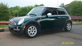 2004 Mini Cooper Base Hatchback 2-Door 1.6L