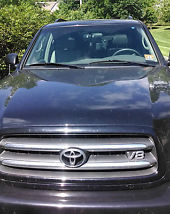 2001 TOYOTA SEQUOIA LIMITED. LOOKS AND DRIVES GREAT! LOADED image 1