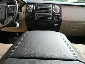 2012 Ford F-350 Super Duty Lariat Crew Cab Pickup 4-Door 6.7L image 8