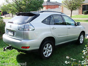 Lexus RX350 Sports (2007) 4D Wagon 5 SP Sequential Auto (3.5L - Multi Point... image 1