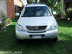 Lexus RX350 Sports (2007) 4D Wagon 5 SP Sequential Auto (3.5L - Multi Point... image 8