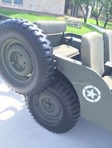 1946 CJ2A Willys and Bantam Trailer image 4