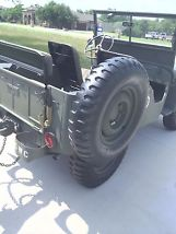 1946 CJ2A Willys and Bantam Trailer image 5