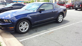 2012 Ford Mustang Base Coupe 2-Door 3.7L