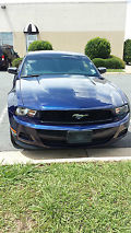 2012 Ford Mustang Base Coupe 2-Door 3.7L image 2
