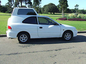 Hyundai Excel 1999 Wheelchair Accessible Vehicle