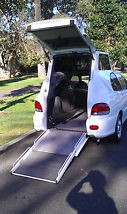 Hyundai Excel 1999 Wheelchair Accessible Vehicle image 1
