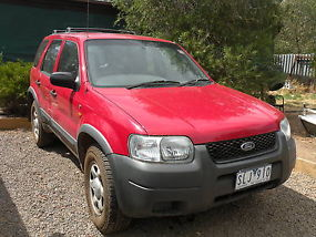 Ford Escape XLS (2003) auto ph 0447655700