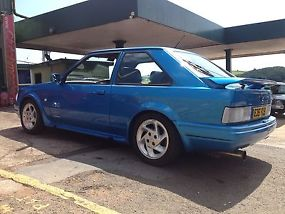 Ford escort rs turbo  image 2