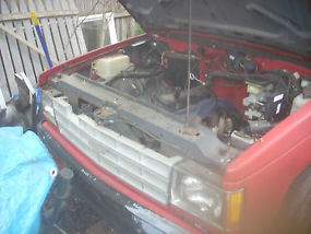 1989 Chevrolet S10 Base Standard Cab Pickup 2-Door 2.5L image 3