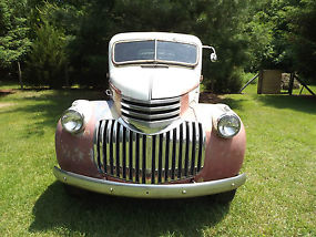 1946 Chevy 3/4 Ton Pickup - Classic Barn Find