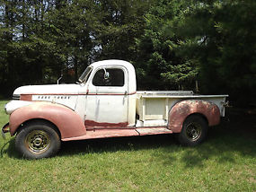 1946 Chevy 3/4 Ton Pickup - Classic Barn Find image 1