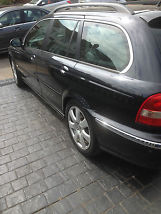 Jaguar X Type Estate image 8