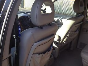 2003 CHRYSLER GRAND VOYAGER LIMITED AUT GREY image 4