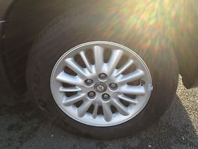 2003 CHRYSLER GRAND VOYAGER LIMITED AUT GREY image 7