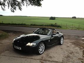 2006 BMW Z4 3.0si Sport Roadster (Facelift) Excellent Condition image 4