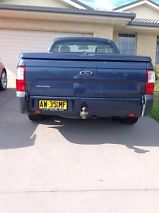 FALCON UTE WORK PLAY FACTORY GAS GREAT CONDITION