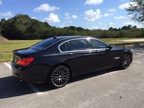 2009 bmw 750li low miles cpo with maintenance till oct 2015 image 2. Cars Review. Best American Auto & Cars Review