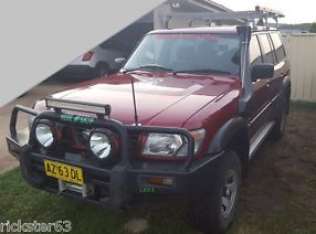 Nissan GU Patrol MAY SWAP image 1