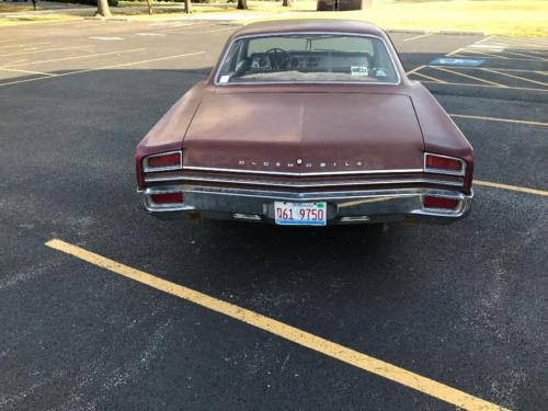 1965 Oldsmobile Eighty-Eight image 4