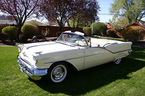 1957 Oldsmobile 98 Starfire, 2 Door Convertible. Beautiful !! image 4