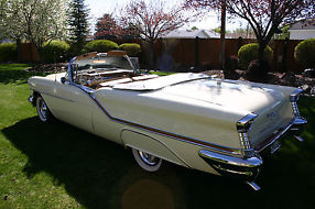 1957 Oldsmobile 98 Starfire, 2 Door Convertible. Beautiful !! image 6